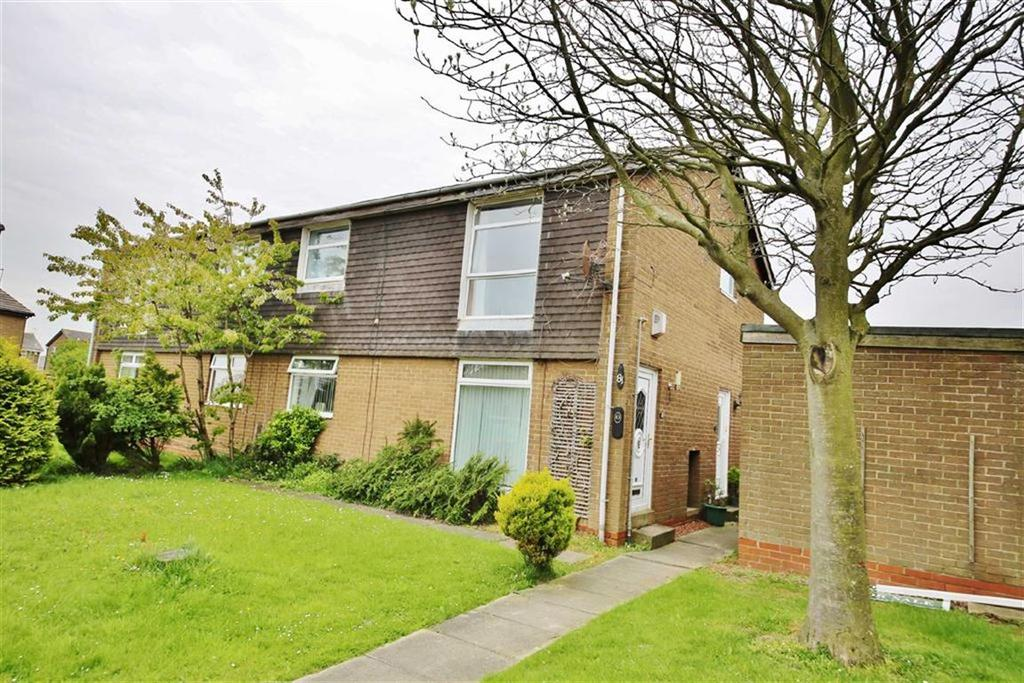 2 Bedrooms Flat for sale in Trevarren Drive, Ryhope, Sunderland, SR2
