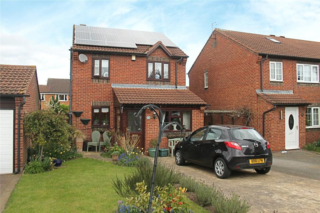 3 Bedrooms Detached House for sale in Fallow Close, Ingleby Barwick