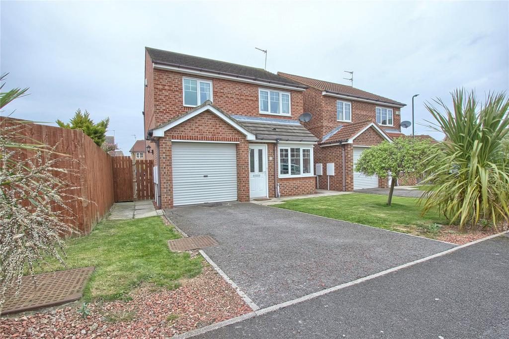 3 Bedrooms Detached House for sale in Dalton Court, Redcar