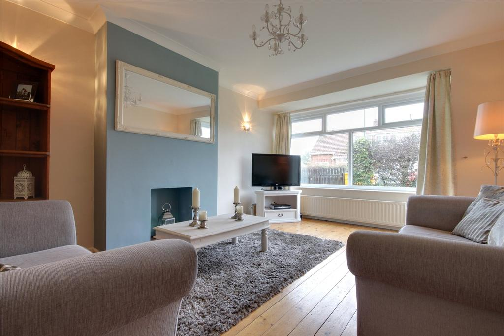 3 Bedrooms Semi Detached Bungalow for rent in Woodley Grove, Ormesby
