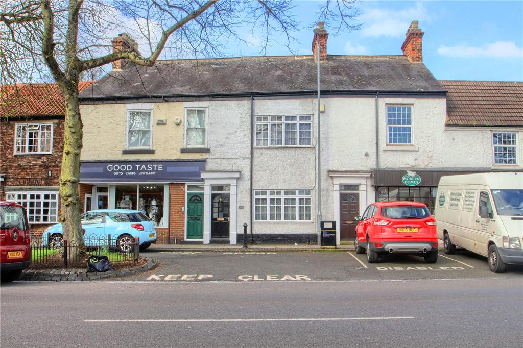 2 Bedrooms Terraced House for sale in High Street, Norton