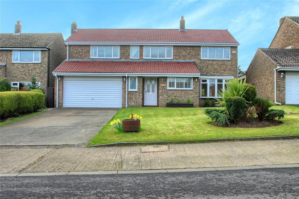 4 Bedrooms Detached House for sale in Mainside, Redmarshall