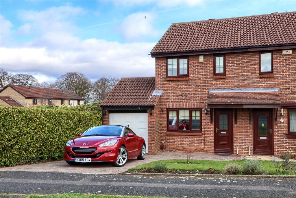 3 Bedrooms Semi Detached House for sale in Weymouth Avenue, Tollesby Hall