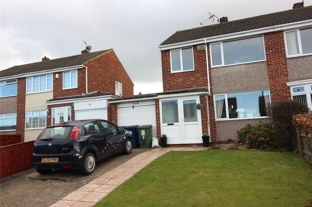 3 Bedrooms Semi Detached House for sale in Esher Avenue, Normanby