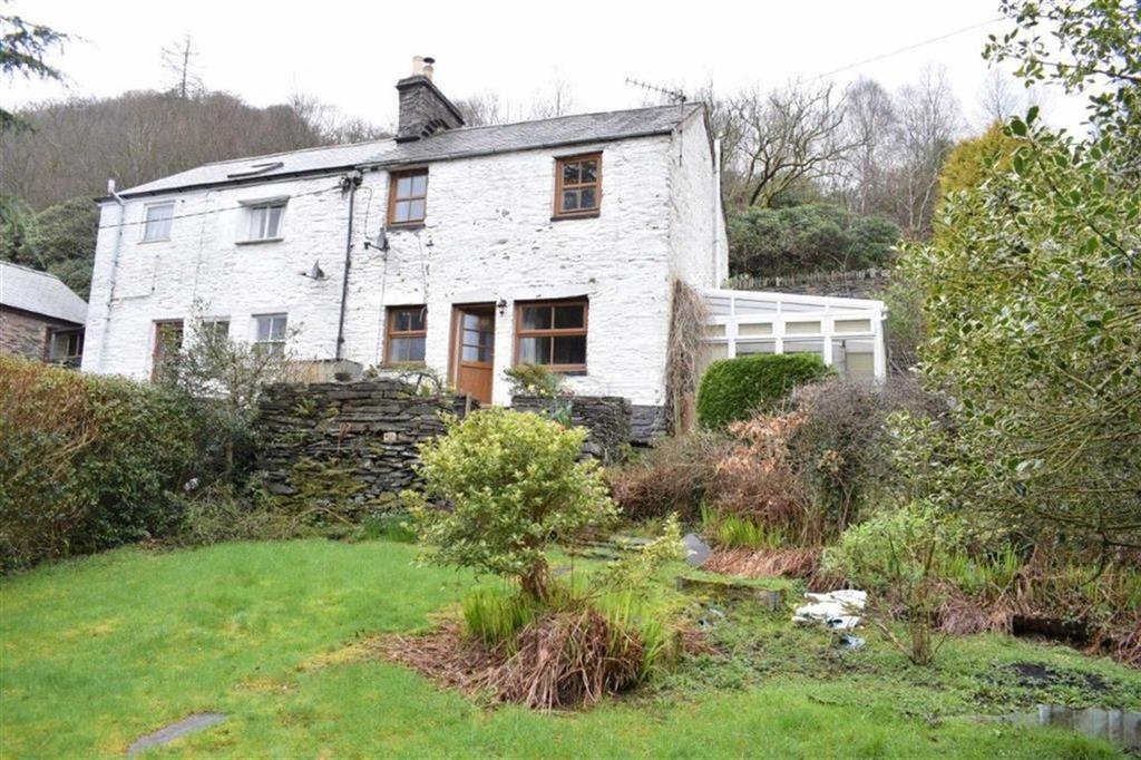 2 Bedrooms Semi Detached House for sale in 1, Bryntirion, Corris, Machynlleth, Powys, SY20