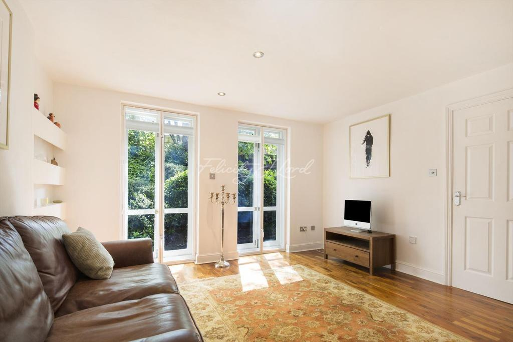 2 Bedrooms Flat for sale in Moreland Cottages, E3