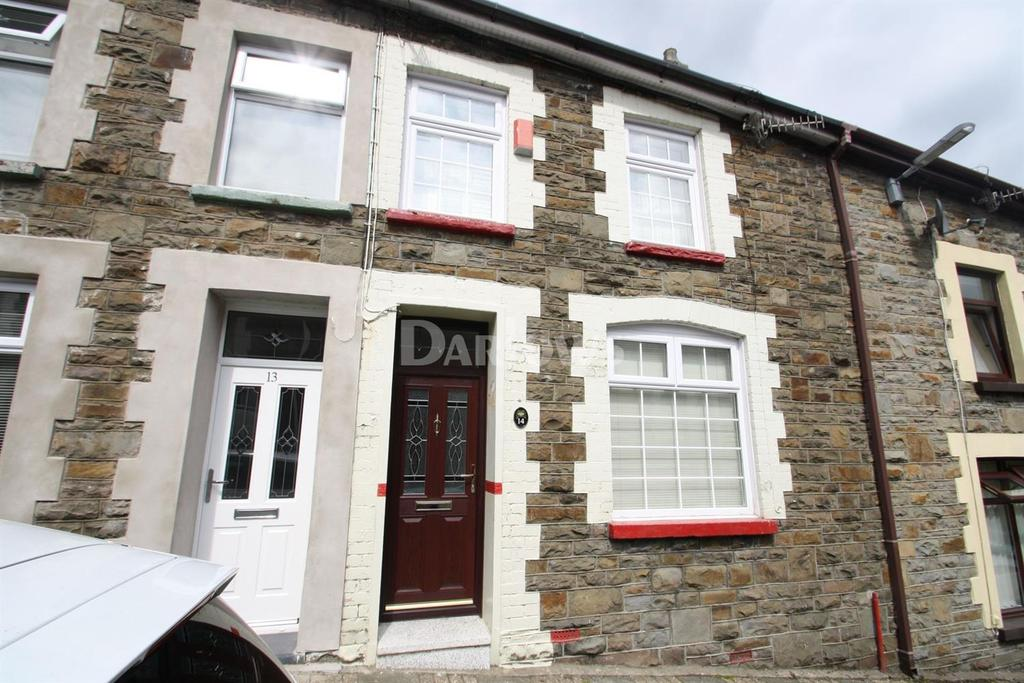 3 Bedrooms Terraced House for sale in Elm St, Ferndale
