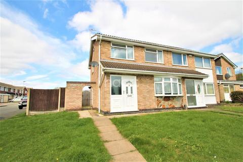 3 bedroom semi-detached house for sale - Great Meadow Road, Leicester