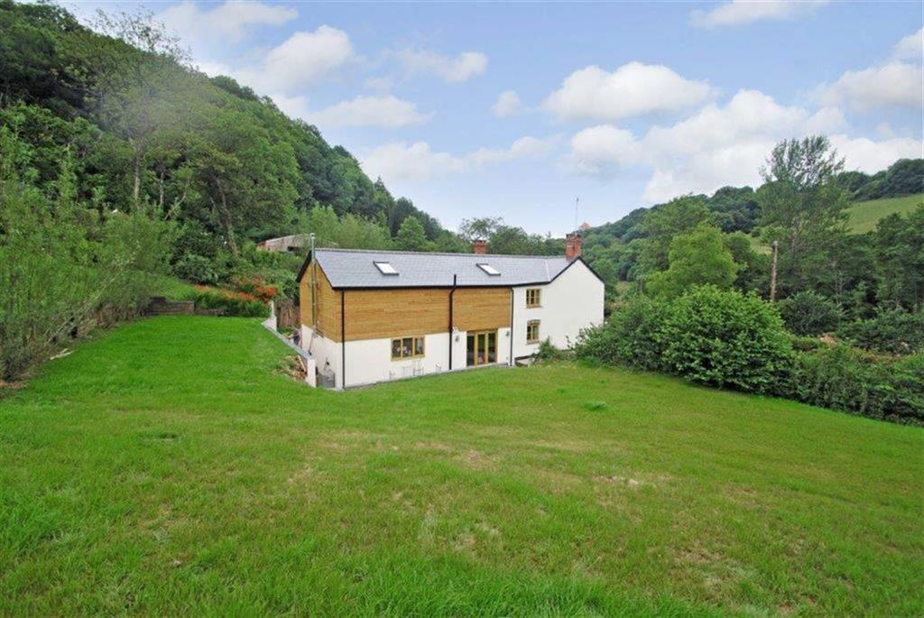 4 Bedrooms Detached House for sale in Near Bampton, Tiverton, Devon, EX16