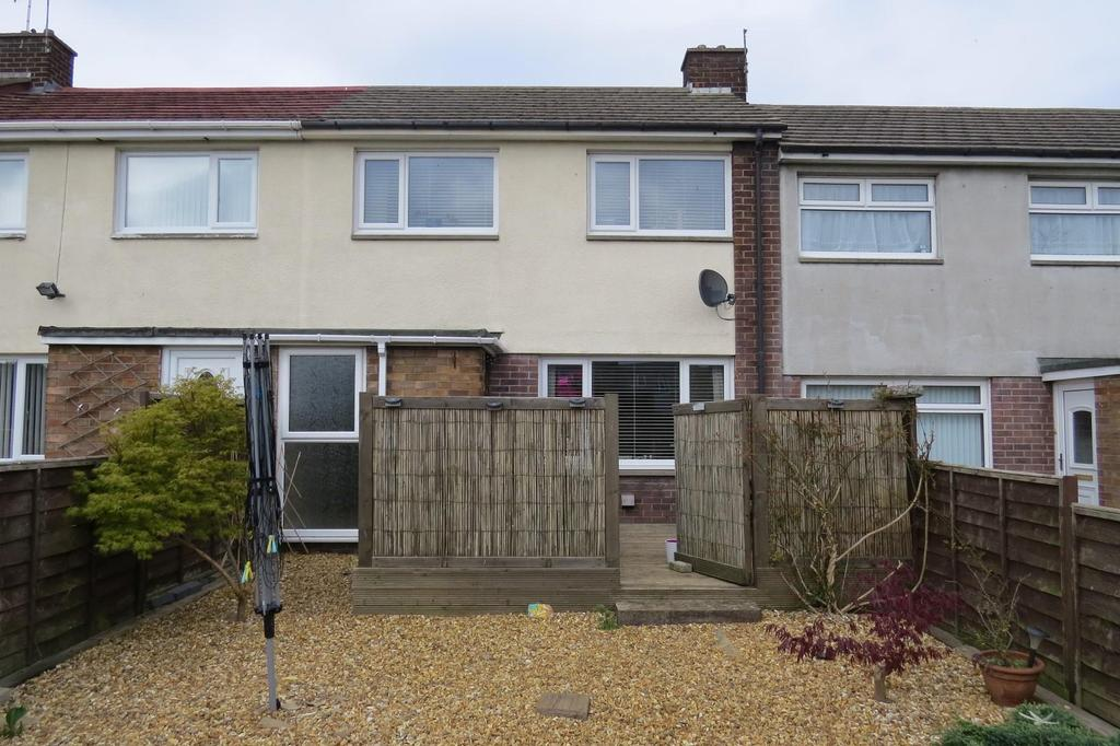 3 Bedrooms Terraced House for sale in Albion Terrace, Lynemouth, Morpeth