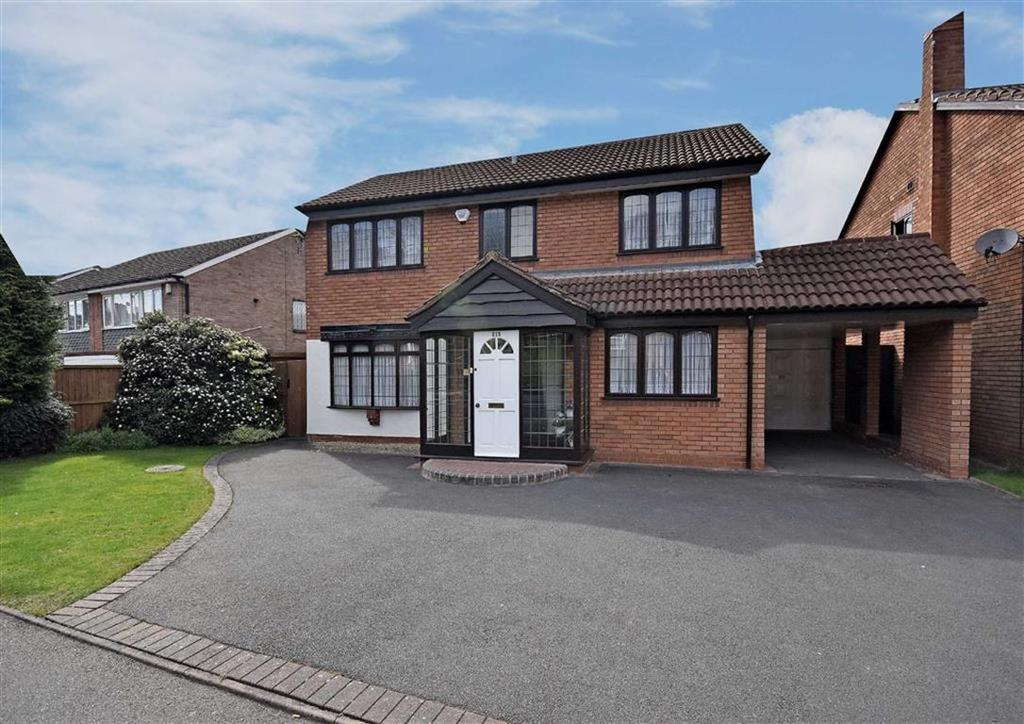 4 Bedrooms Detached House for sale in 215, Northway, Sedgley, Dudley, West Midlands, DY3