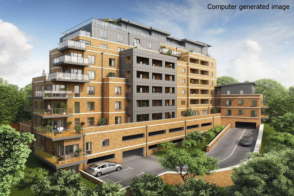 1 Bedroom Flat for sale in Alto, Sylvan Hill, Crystal Palace