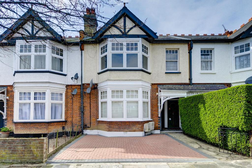 2 Bedrooms Flat for sale in Stanhope Avenue, Finchley, N3