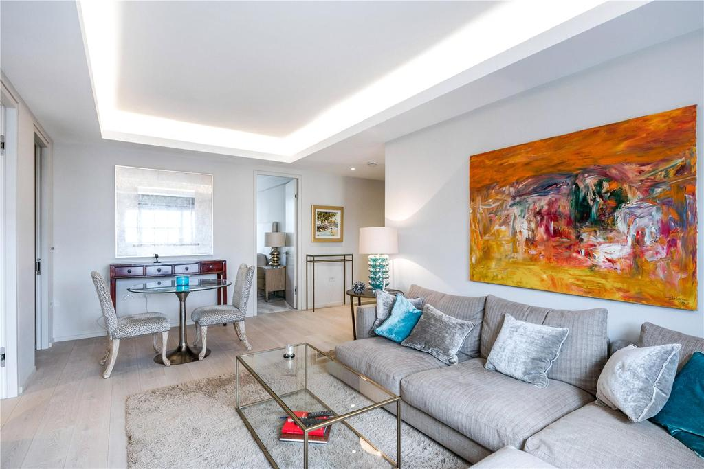 2 Bedrooms Flat for sale in York House, Turks Row, London, SW3