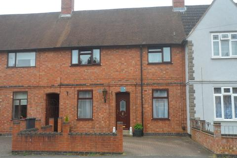 3 bedroom terraced house for sale - Caldecote Road, Leicester, LE3