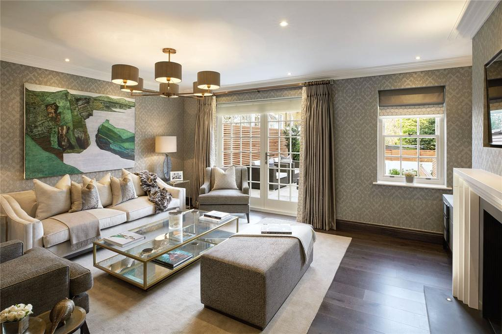 5 Bedrooms Terraced House for sale in The Little Boltons, London, SW10