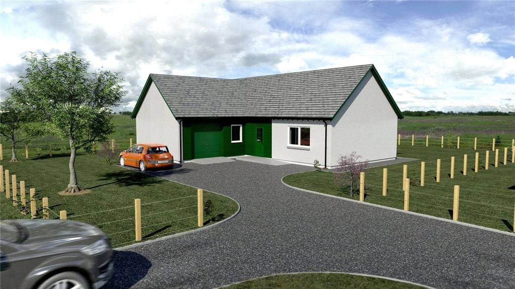4 Bedrooms Detached House for sale in 4 King's Seat View, Collace, Perthshire, PH2