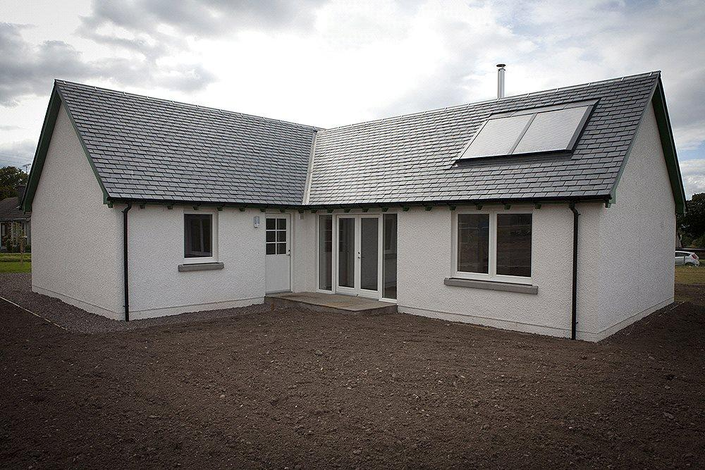 4 Bedrooms Detached House for sale in Dunmore, 2 King's Seat View, Collace, Perthshire, PH2
