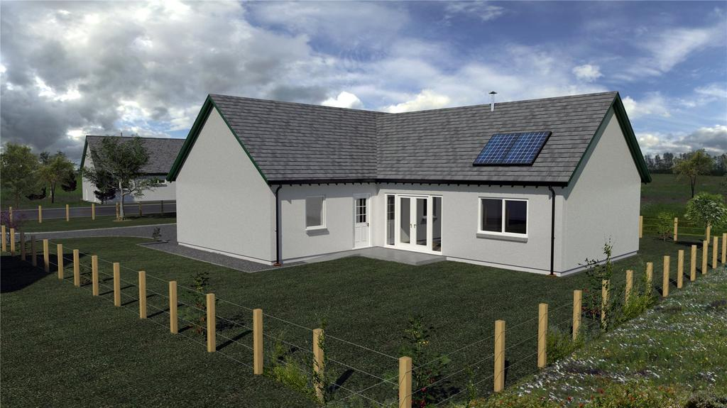 4 Bedrooms Detached House for sale in 1 King's Seat View, Collace, Perthshire, PH2