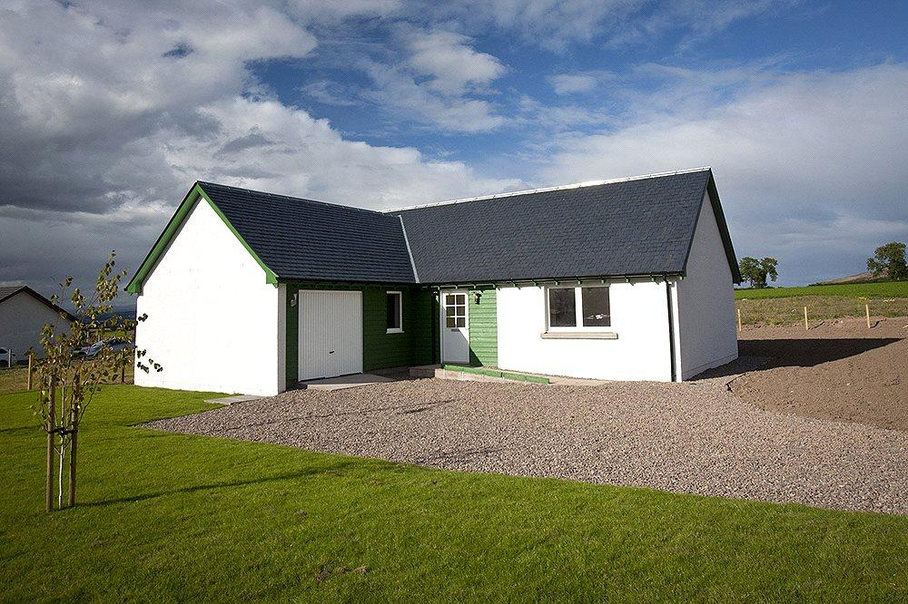 4 Bedrooms Detached House for sale in Ardlarach, 1 King's Seat View, Collace, Perthshire, PH2