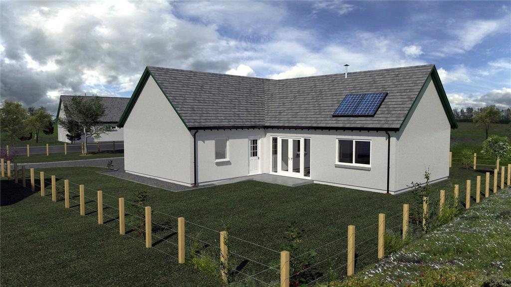 4 Bedrooms Detached House for sale in 3 King's Seat View, Collace, Perthshire, PH2