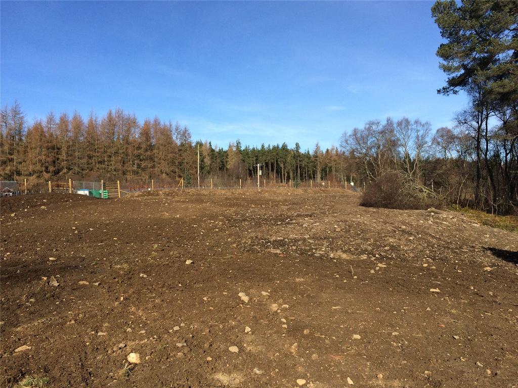 Land Commercial for sale in Plot At Bleaton Hallet, Bridge of Cally, Blairgowrie, Perthshire, PH10