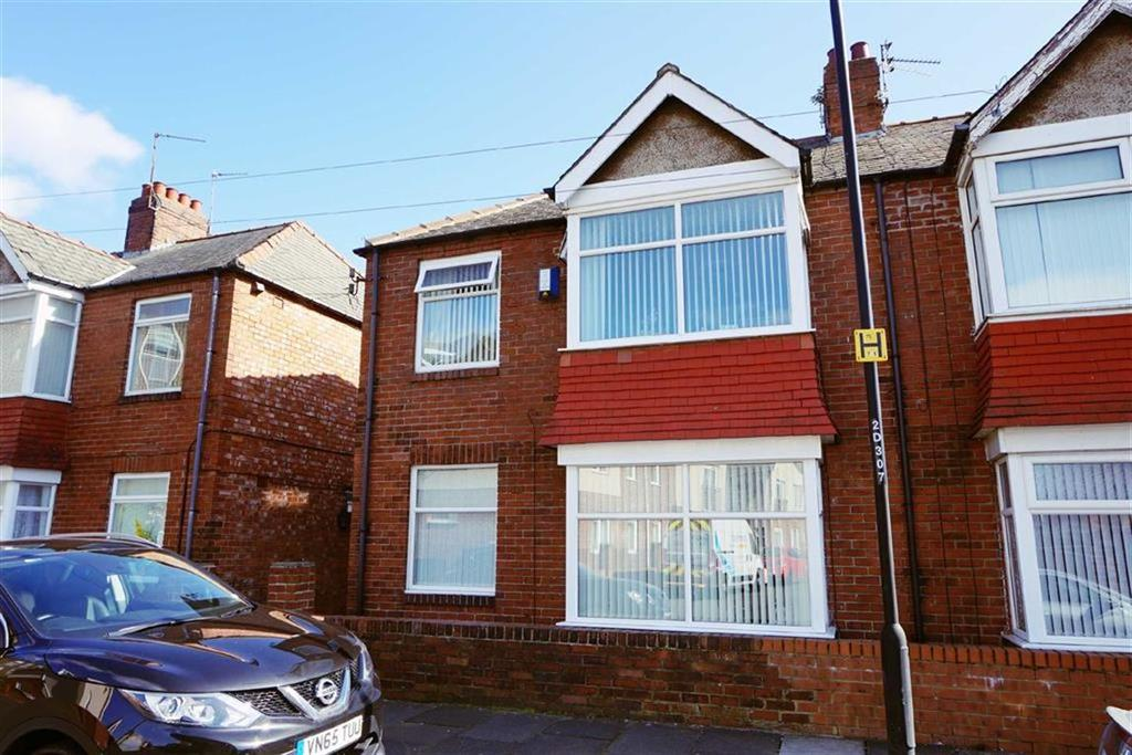 3 Bedrooms Semi Detached House for sale in David Street, Wallsend, Tyne And Wear, NE28