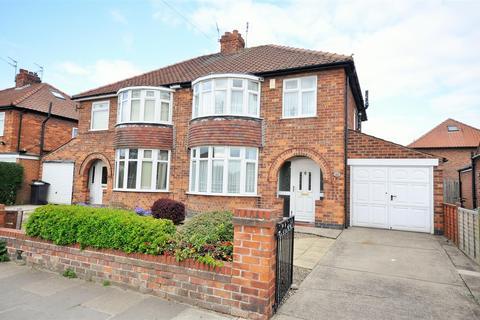 3 bedroom semi-detached house for sale - Thirkleby Way, Osbaldwick, York