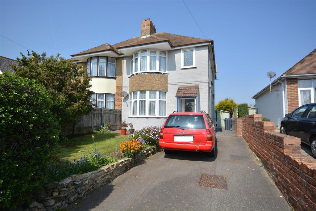 3 Bedrooms Semi Detached House for sale in Ashbrook Road, St. Leonards-On-Sea