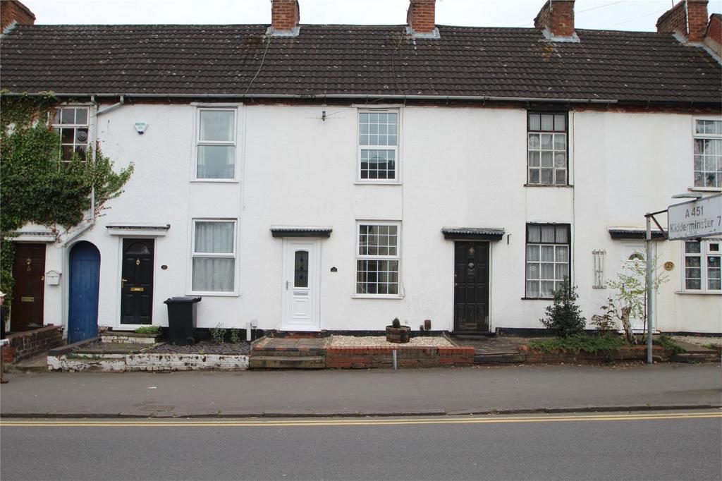 2 Bedrooms Terraced House for sale in Worcester Street, STOURBRIDGE, West Midlands