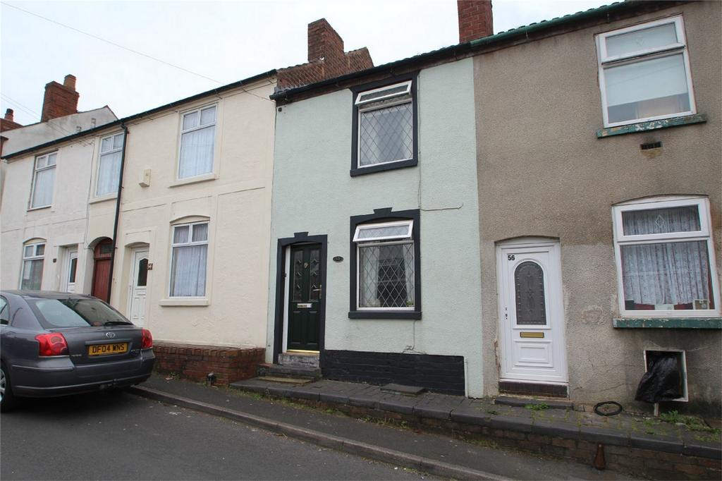 2 Bedrooms Terraced House for sale in Park Street, Lye, STOURBRIDGE, West Midlands