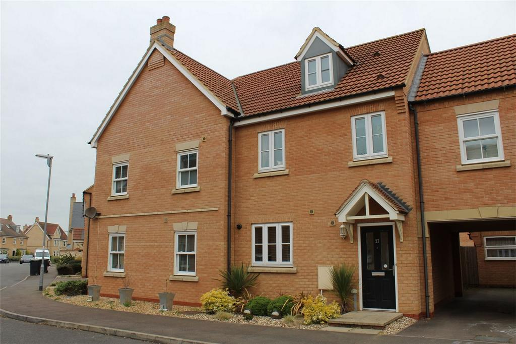 3 Bedrooms Town House for sale in Biggleswade, Bedfordshire