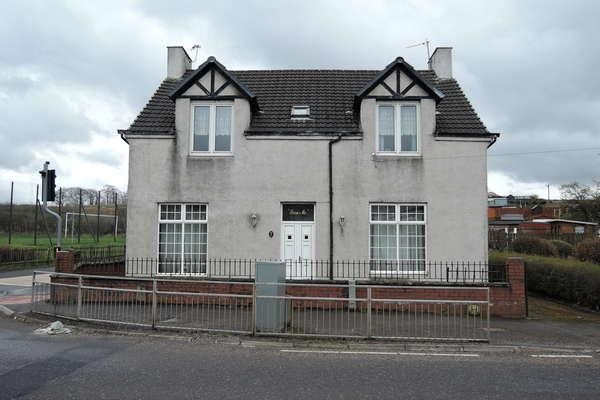 2 Bedrooms Flat for sale in 40 Cumbernauld Road, Moodiesburn, Glasgow, G69 0AA