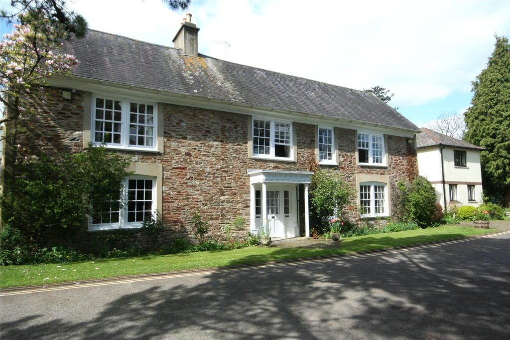 2 Bedrooms Retirement Property for sale in The Manor House, Coronation Road, Totnes, TQ9