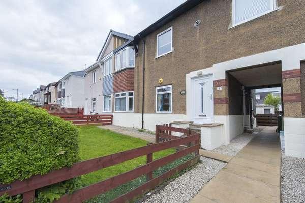 3 Bedrooms Flat for sale in 155 Dryburn Avenue, Hillington, Glasgow, G52 2AL