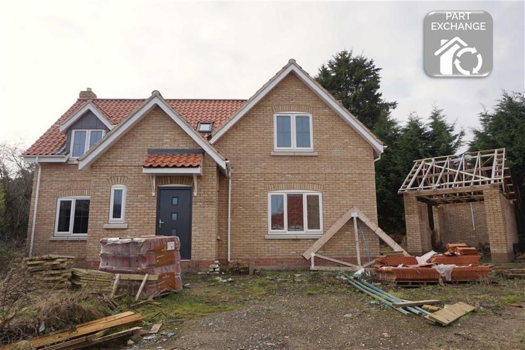 4 Bedrooms Detached House for sale in Carisbrooke Avenue, Elloughton, Elloughton, HU15