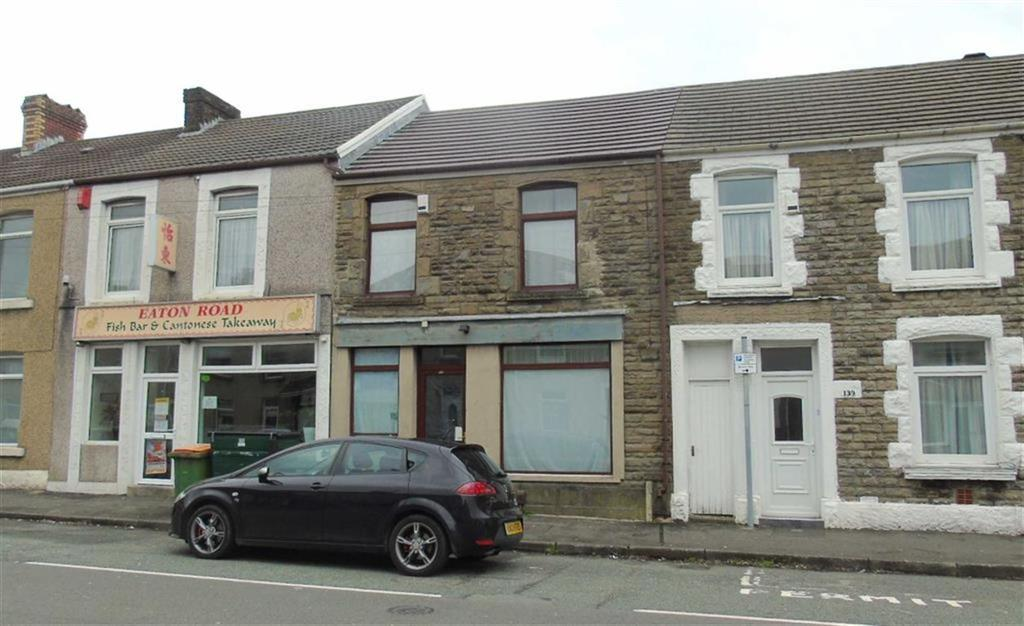 3 Bedrooms Terraced House for sale in Eaton Road, Swansea, SA5