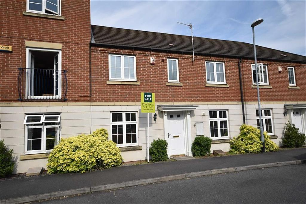 4 Bedrooms Town House for sale in Wenlock Drive, West Bridgford