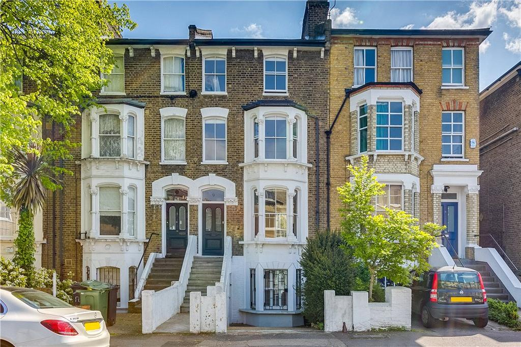 4 Bedrooms Terraced House for sale in Chelsham Road, London, SW4