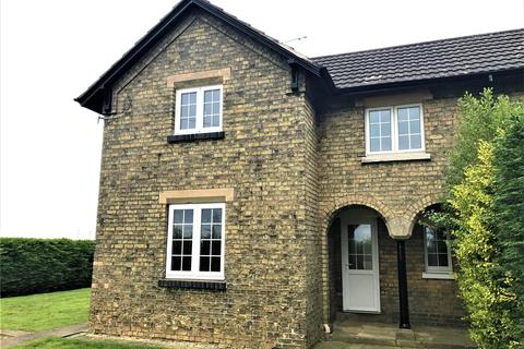 3 bedroom semi-detached house to rent - Leasingham Moor Farm Cottage, East Road, NG34
