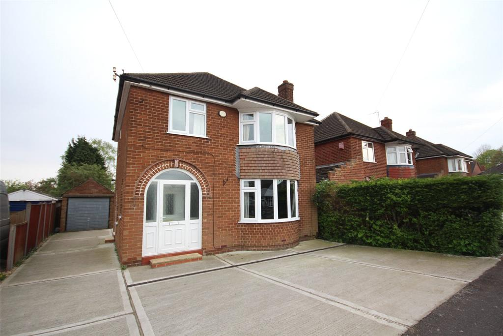 3 Bedrooms Detached House for sale in Western Crescent, Lincoln, LN6