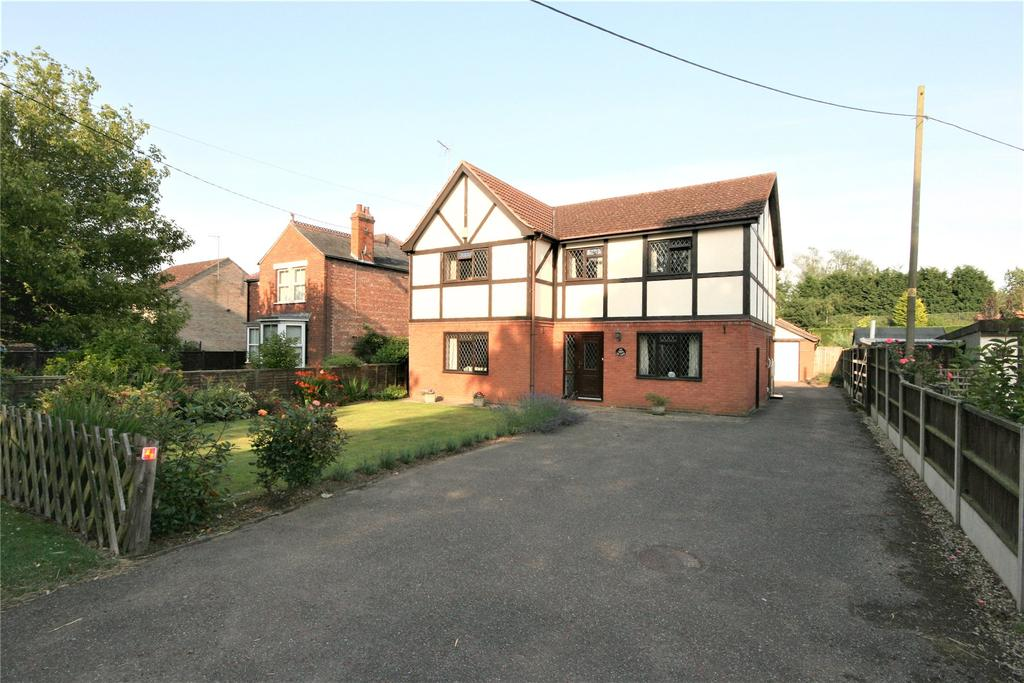 4 Bedrooms Detached House for sale in New Road, Sutton Bridge, PE12