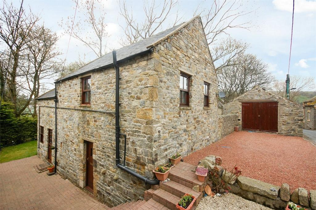 3 Bedrooms Barn Conversion Character Property for sale in Harthope Road, St Johns Chapel, Bishop Auckland, County Durham