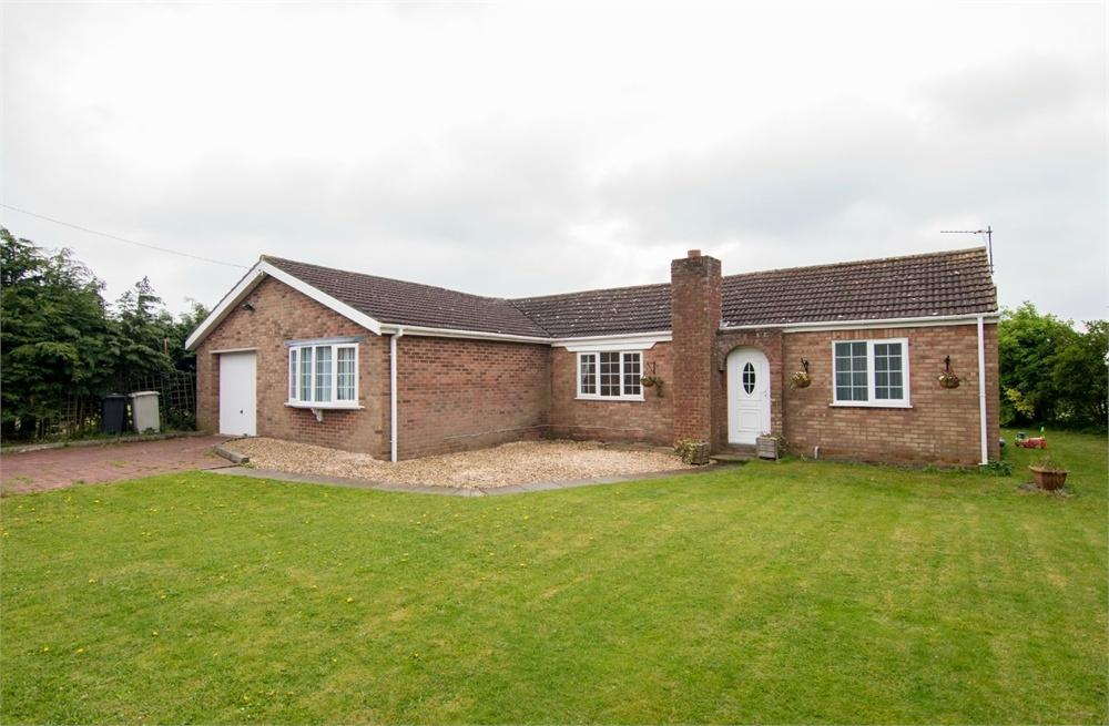 3 Bedrooms Detached Bungalow for sale in Occupation Lane, New Bolingbroke, Boston, Lincolnshire