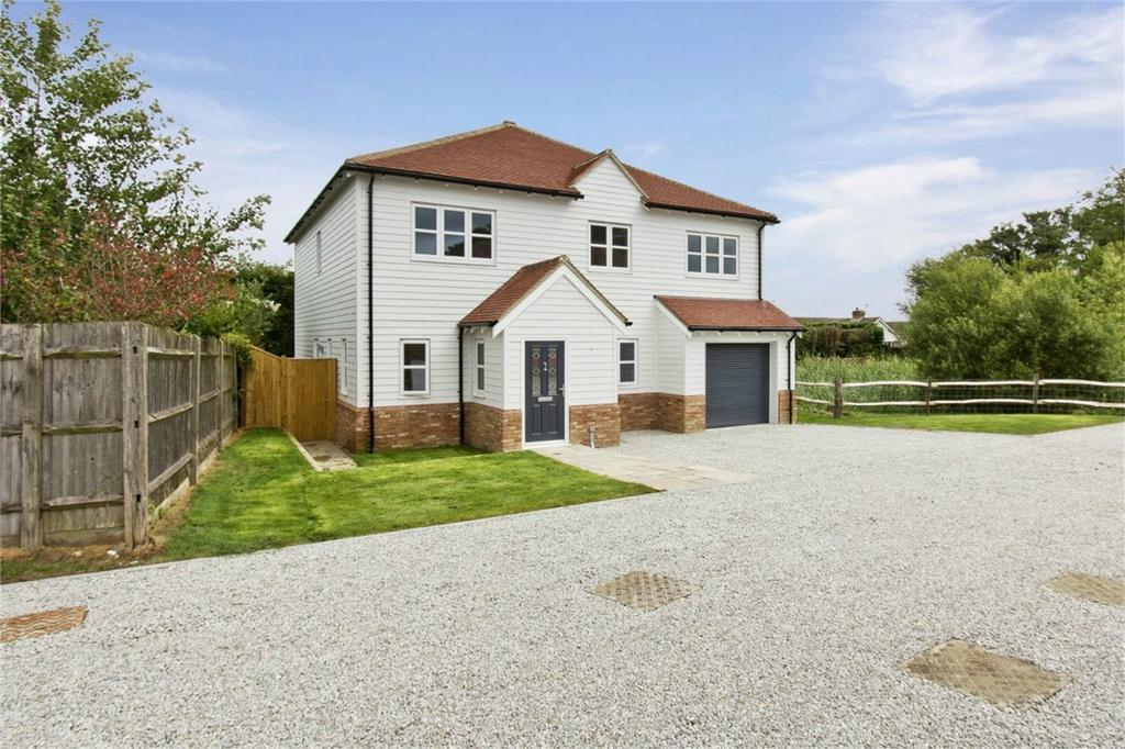 5 Bedrooms Detached House for sale in Northiam Road, BROAD OAK, East Sussex