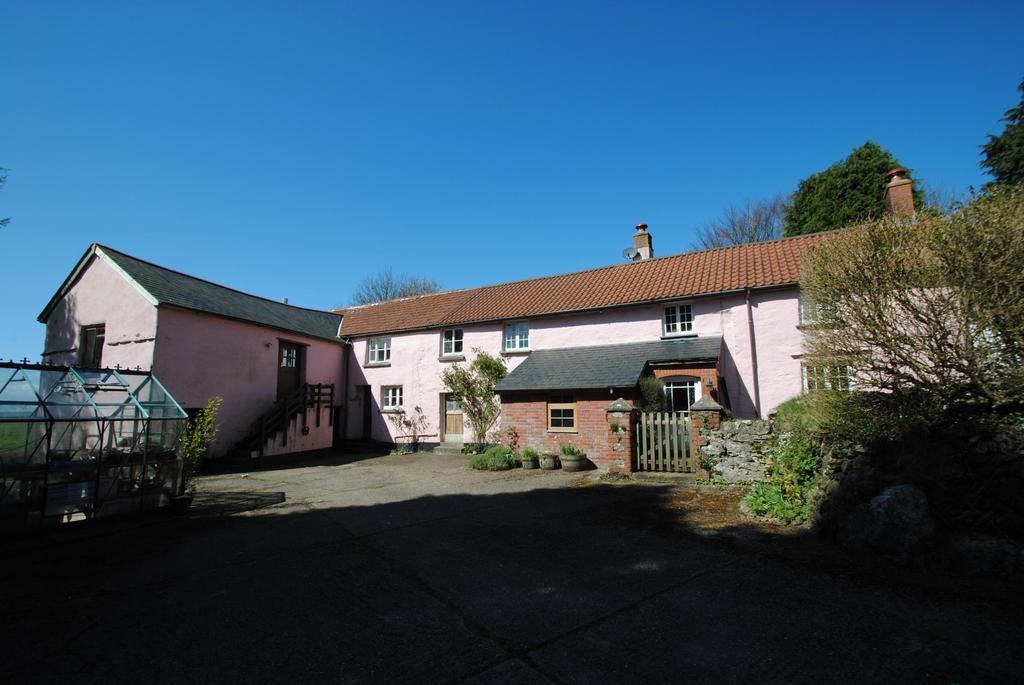 6 Bedrooms Detached House for sale in Stowford, Bratton Fleming