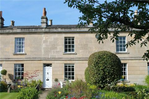 2 bedroom terraced house for sale - Worcester Place, Bath, Somerset, BA1