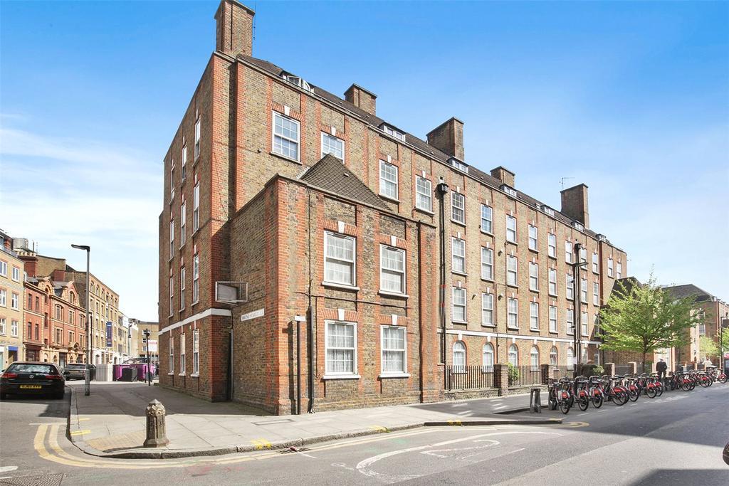 2 Bedrooms Flat for sale in Brune House, Bell Lane, London, E1