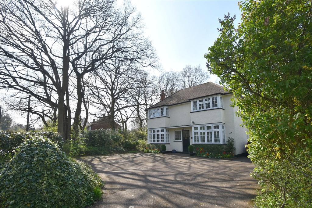 4 Bedrooms Detached House for sale in St Albans Road, Sandridge, St. Albans, Hertfordshire