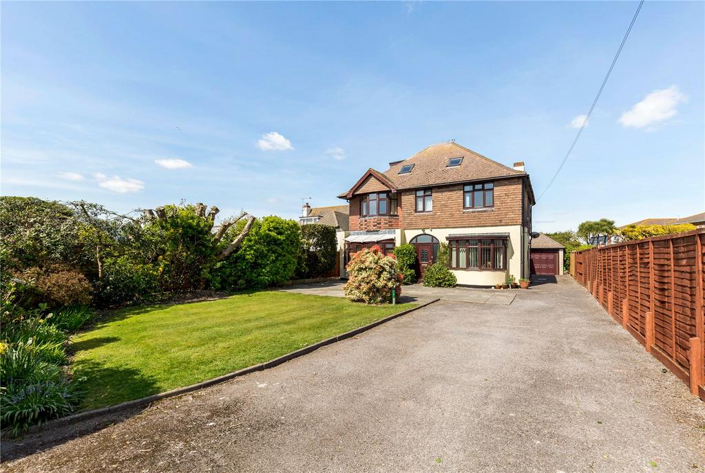 5 Bedrooms Detached House for sale in Channel View, Bognor Regis, West Sussex